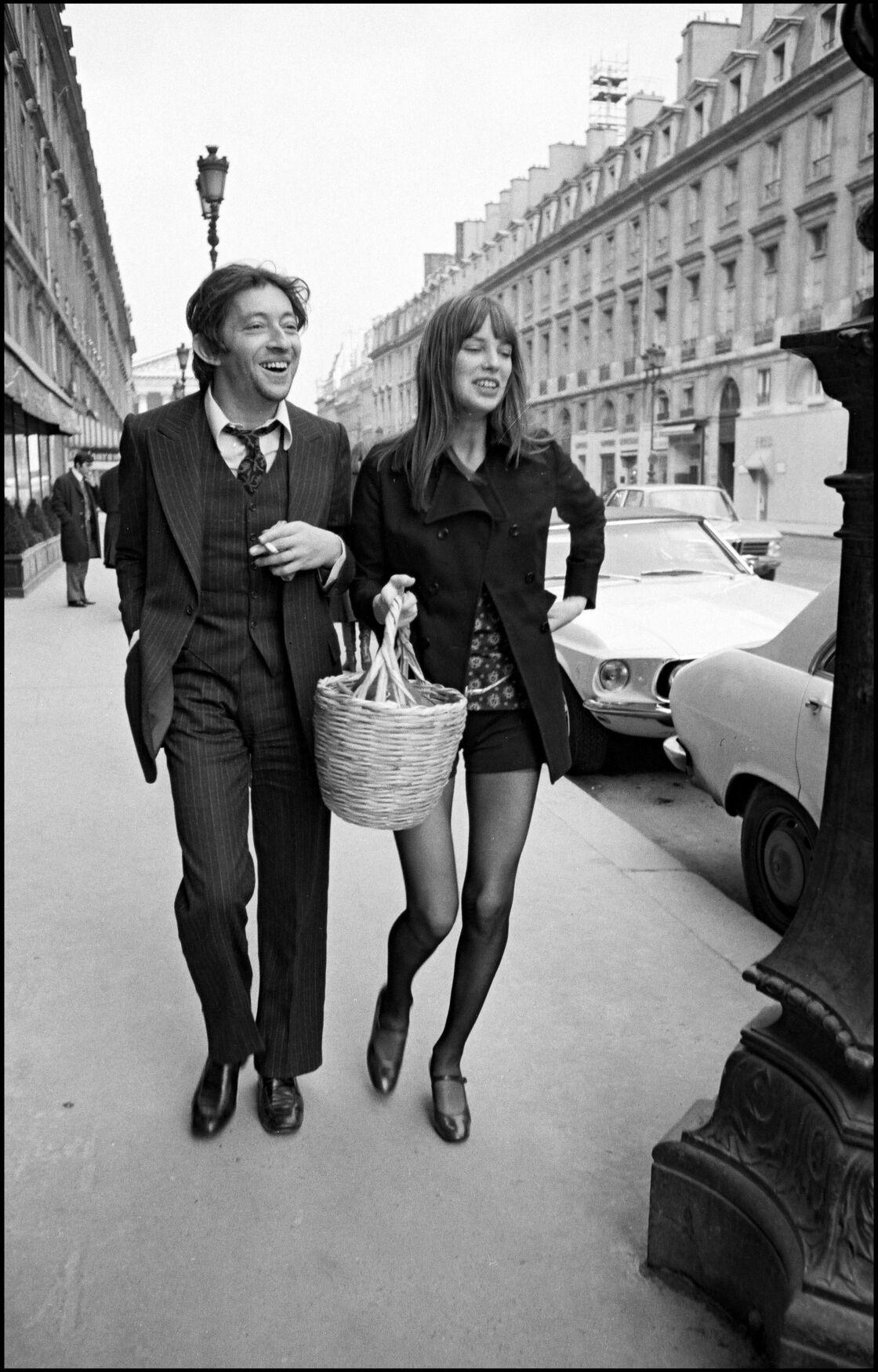 La pièce fétiche de Serge Gainsbourg : La veste à rayures