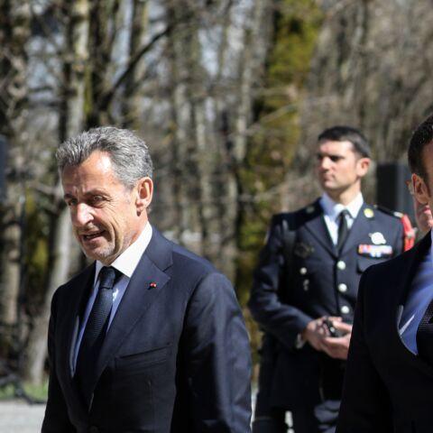 Nicolas Sarkozy condamné: l'ancien président ne jette pas la pierre sur Emmanuel Macron