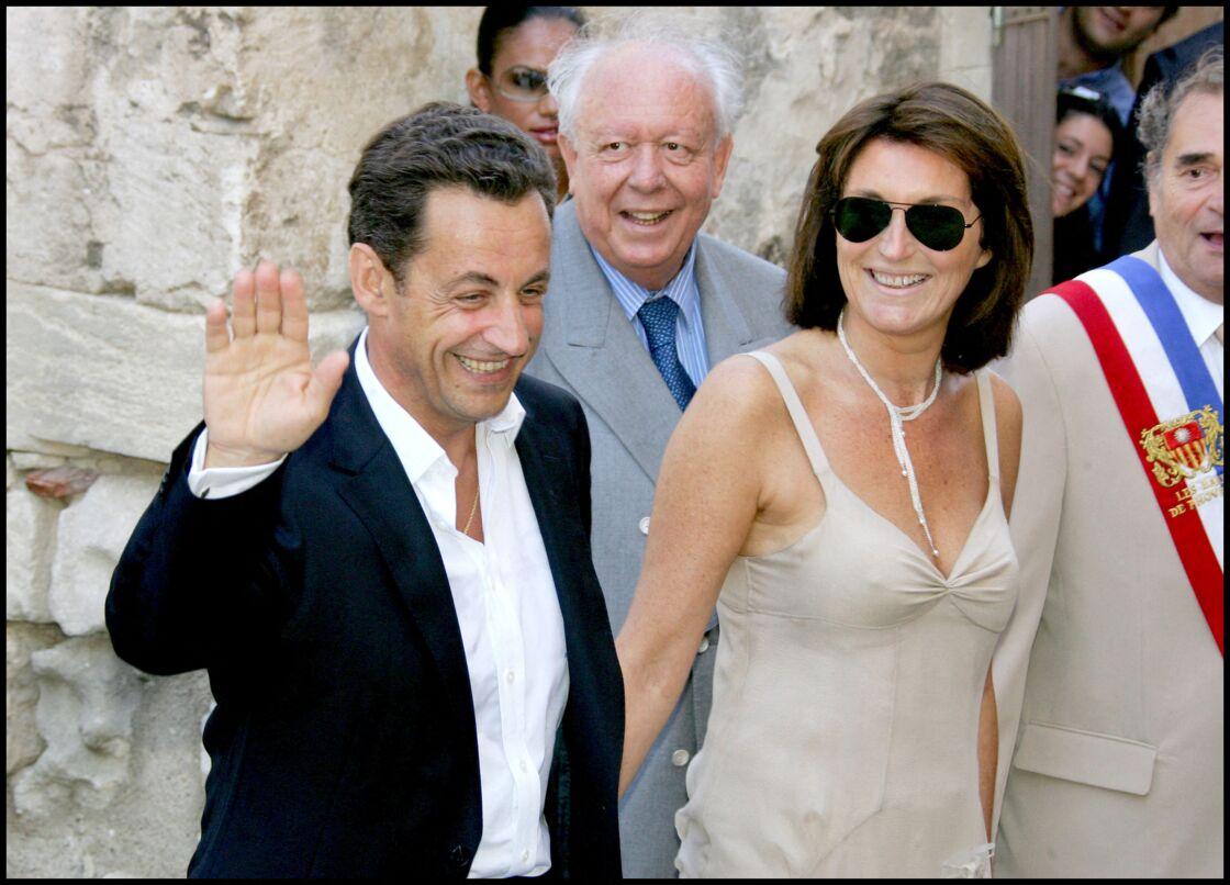Cécilia Attias et Nicolas Sarkozy ont été mariés entre 1996 et 2007.