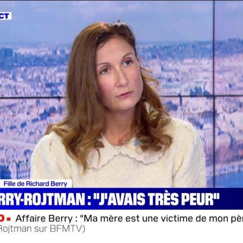 Richard Berry «est quelqu'un de violent», Coline Berry profère de nouvelles accusations