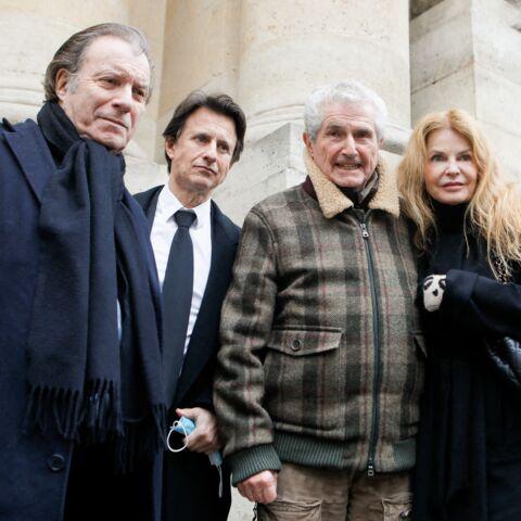 PHOTOS – Obsèques de Remy Julienne: Claude Lelouch, Vincent Perrot réunis pour un dernier hommage