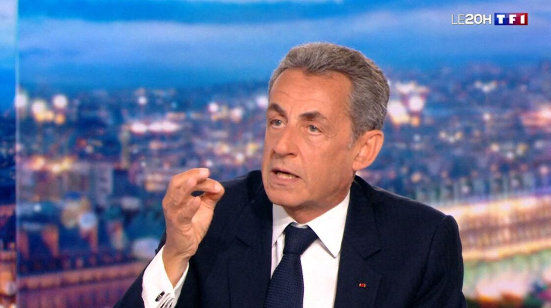 Nicolas Sarkozy était l'invité du 20H sur TF1 le 3 mars pour revenir sur sa condamnation dans l'affaire dite des