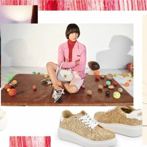 PHOTOS – 20 paires de baskets couture qu'on va adorer au printemps 2021