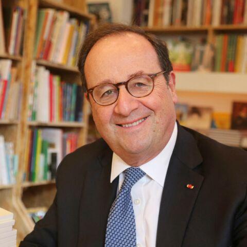François Hollande dépeint à la façon des «Men in Black»: «Il a plutôt bien réagi»
