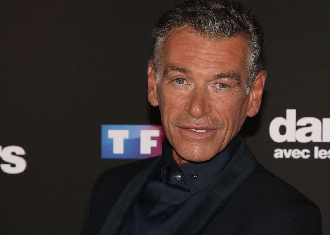 Patrick Dupond en 2017 lors de la conférence de presse de Danse avec les stars, à TF1