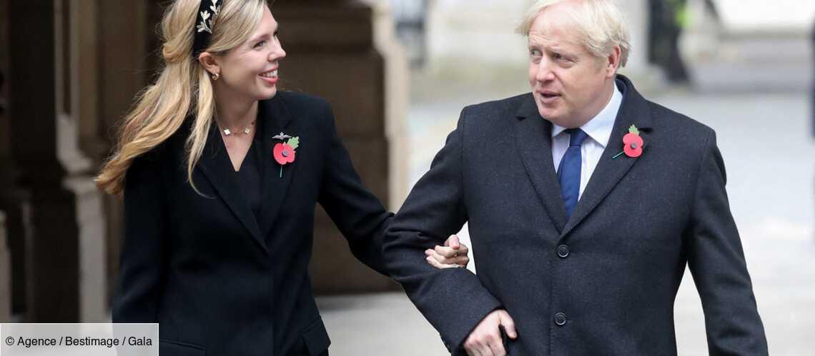 Boris Johnson et Carrie Symonds : ce nouveau scandale dont ils se seraient bien passés - Gala