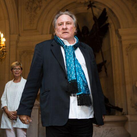 PHOTO – Gérard Depardieu: mis en examen, il préfère oublier en profitant de sa famille
