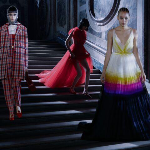PHOTOS – Défilé Dior automne-hiver 2021–2022: 5 choses à retenir