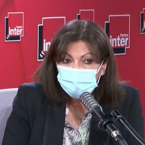 «Je ne vais pas dire que Marine Le Pen n'est pas une femme»: Anne Hidalgo surprend Léa Salamé