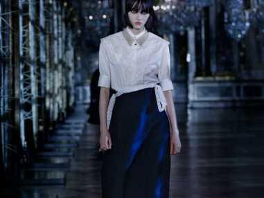 Collection Dior automne-hiver 2021-2022 : découvrez le défilé en images