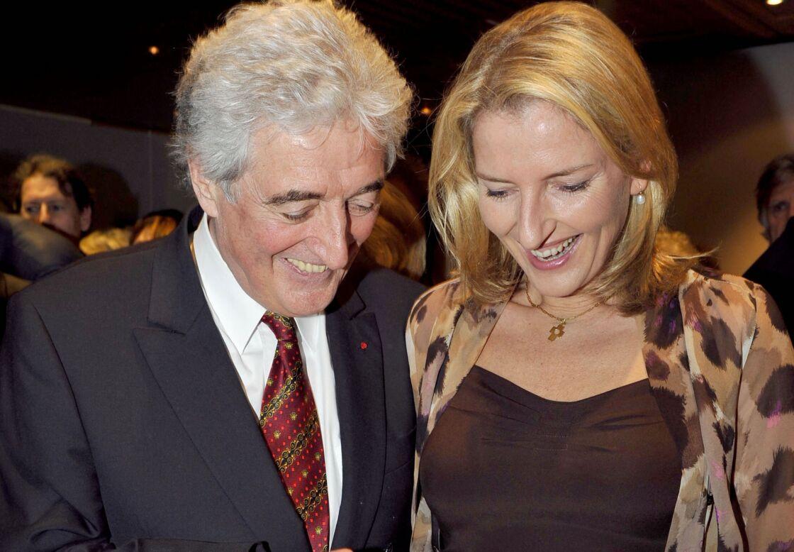 Jean-Loup Dabadie et Clémentine Dabadie, en 2009.