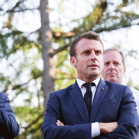 «Démerdez-vous»: Emmanuel Macron gêné par un encombrant allié