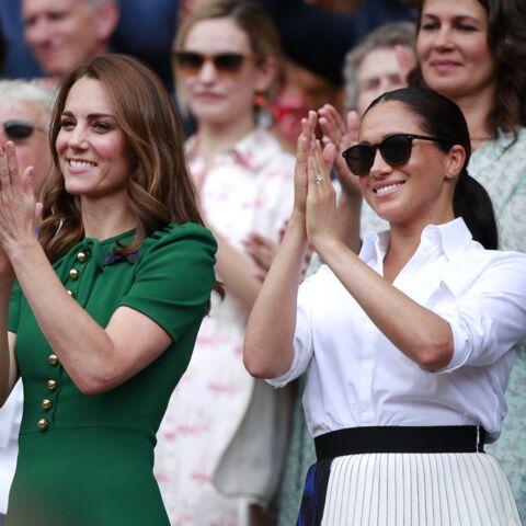 Fact-checking: Kate Middleton mieux intégrée chez les Windsor que Meghan Markle?