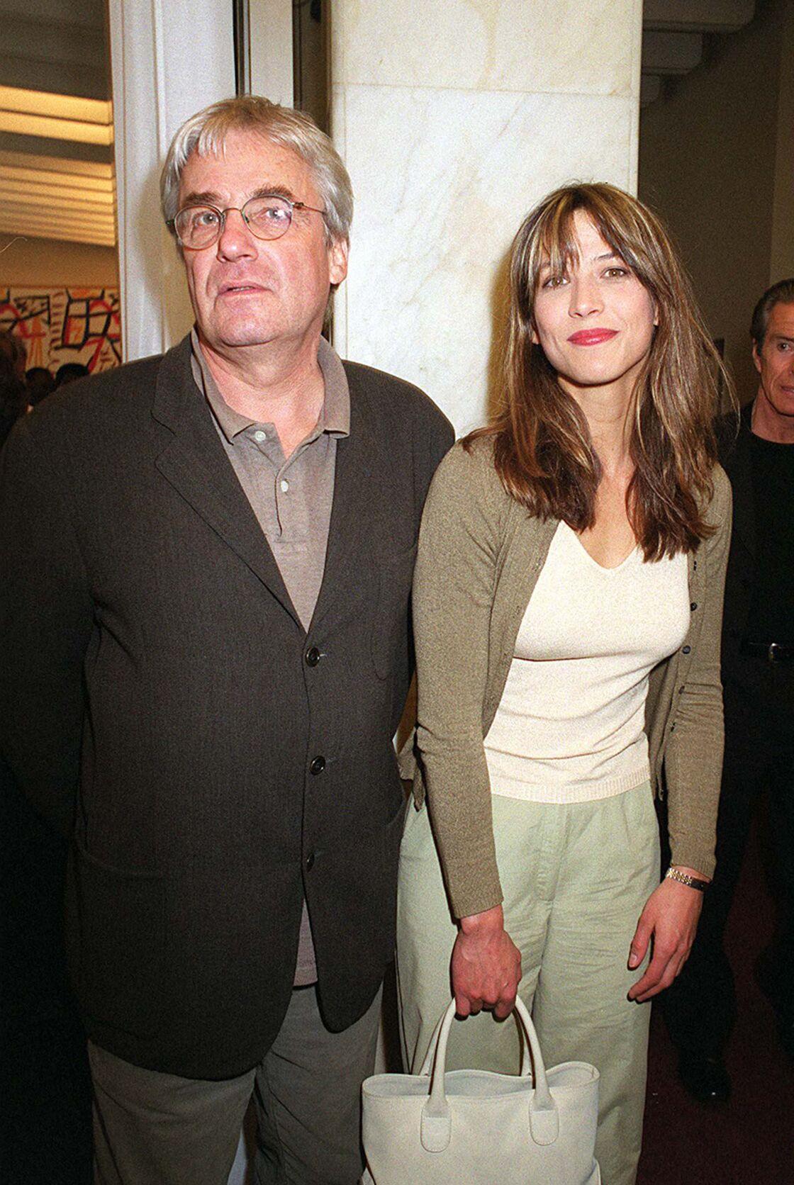 Sophie Marceau et Andrzej Zulawski en 2001