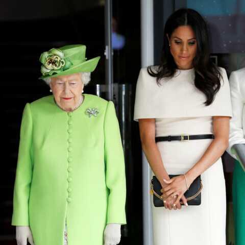 Meghan Markle accuse la famille royale de racisme: la reine prend les choses en main