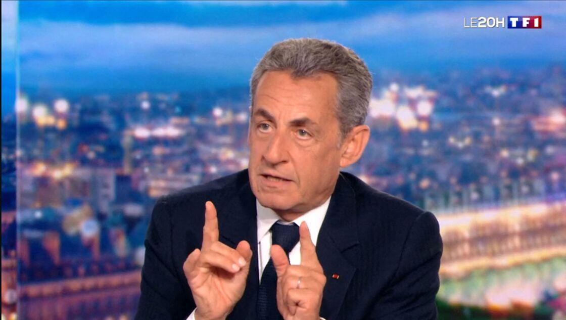 Pour l'heure, Nicolas Sarkozy refuse de dire quel candidat il soutiendra lors de l'élection présidentielle de 2022.