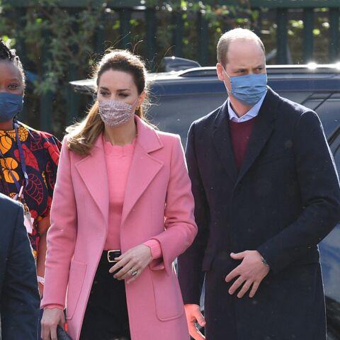 PHOTOS – Kate Middleton et William: une sortie remarquée en pleine polémique