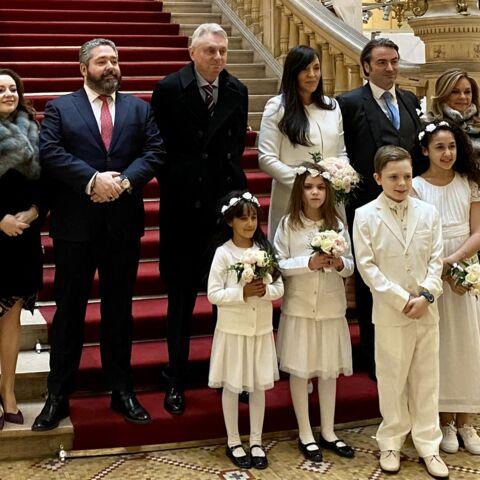 Année Napoleon: le prince Joachim a épousé Yasmine Lorraine Briki