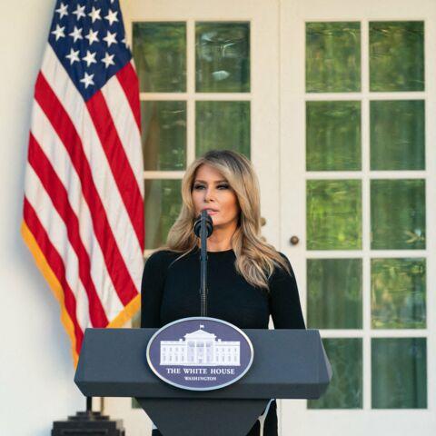 Melania Trump rappelée à son rôle de Première dame: ce cliché qui l'a «réconfortée»