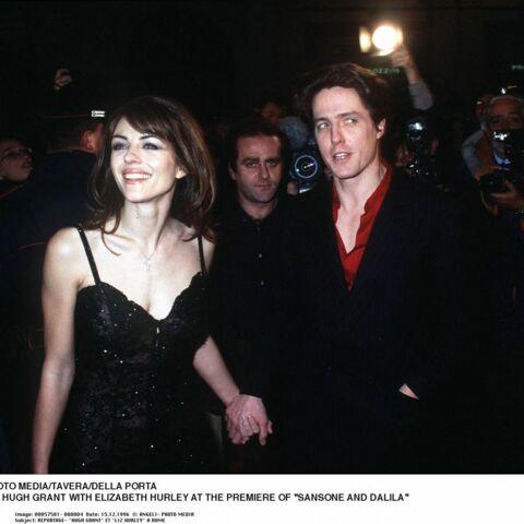 Liz Hurley trompée par Hugh Grant car… il était «de mauvaise humeur»