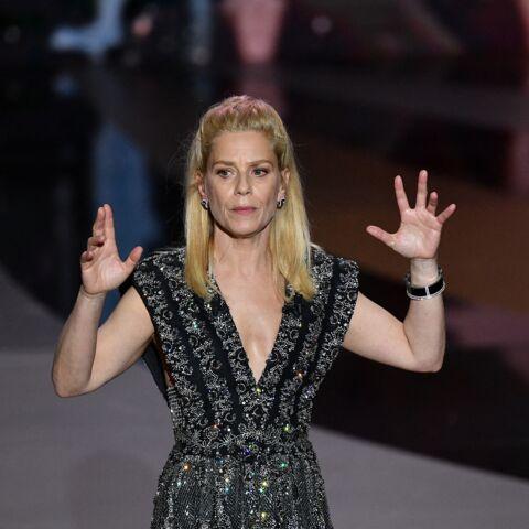 César 2021: Marina Foïs, sublime maîtresse de cérémonie dans sa robe Louis Vuitton
