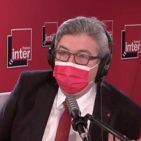 «On aurait dû me vacciner 10 fois»: Jean-Luc Mélenchon pas encore vacciné, il ironise