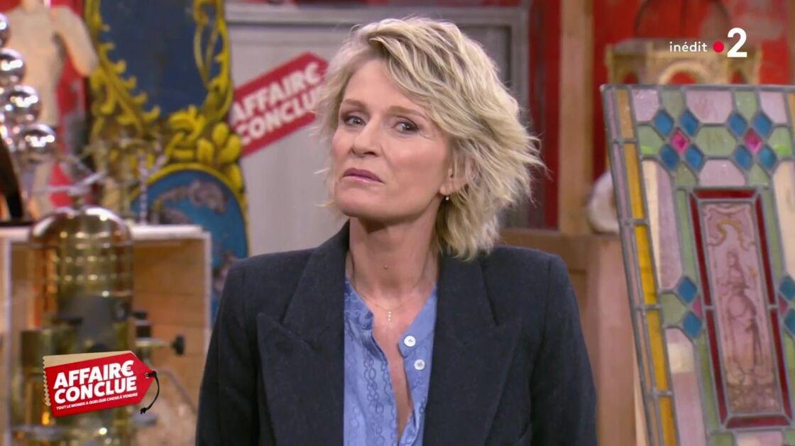Sophie Davant dans Affaire Conclue, ce lundi 15 mars 2021.