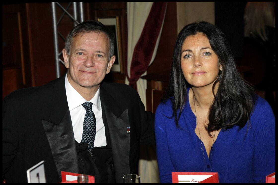 Francis Huster et Cristiana Reali en novembre 2011