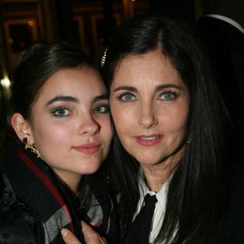 PHOTOS – Cristiana Reali: ses filles Elisa et Toscane Huster ont bien grandi