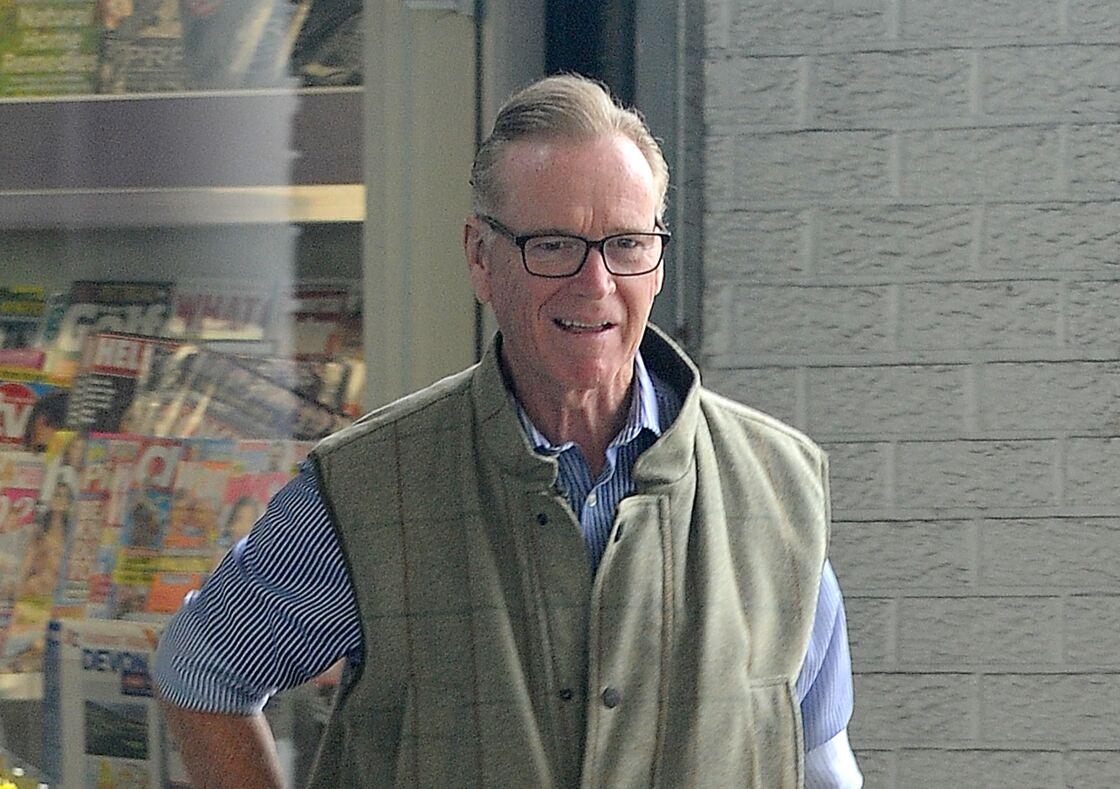 James Hewitt, en 2019