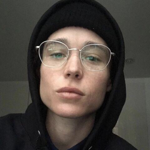 """Elliot Page et sa transidentité: l'acteur se sent enfin """"pleinement lui"""""""