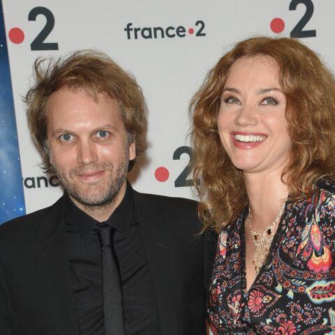 PHOTOS – Florian Zeller et Marine Delterme: toujours aussi fusionnels, après 20 ans d'amour