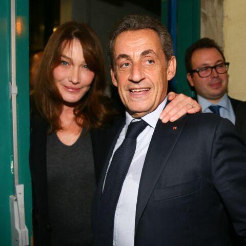 Carla Bruni enterre un retour de Nicolas Sarkozy en politique: «Il ne veut pas d'un divorce»