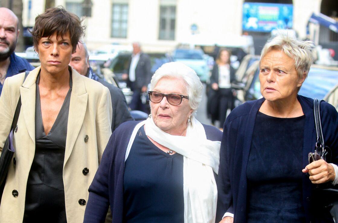 Anne Le Nen, Line Renaud et Muriel Robin