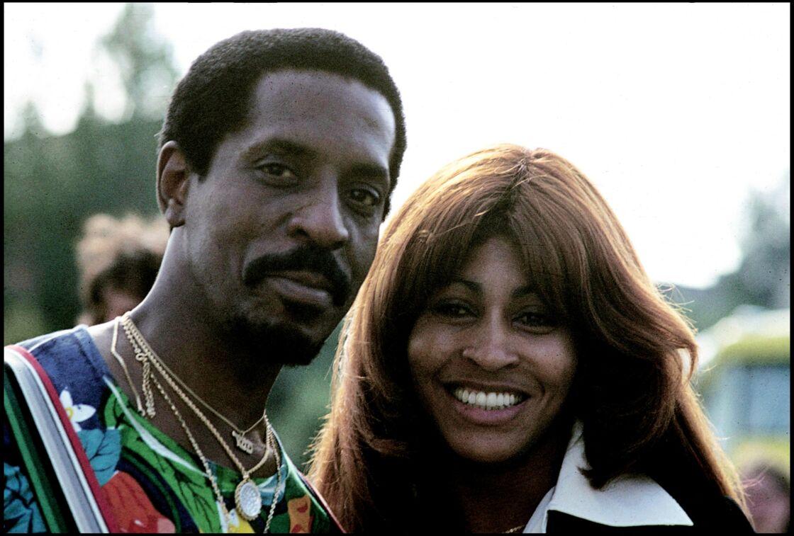 Ike et Tina Turner en 1973