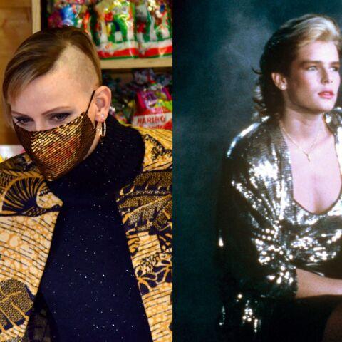 PHOTOS – De Stéphanie à Charlene de Monaco: les coiffures les plus excentriques du gotha