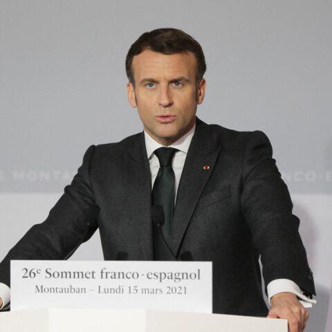 «Ca va taper dur»: Emmanuel Macron prépare-t-il les esprits au reconfinement?