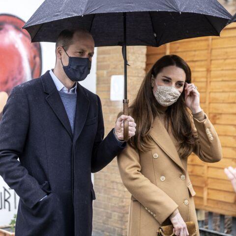 PHOTOS – Kate et William en plein royal job: leur réponse à Meghan et Harry