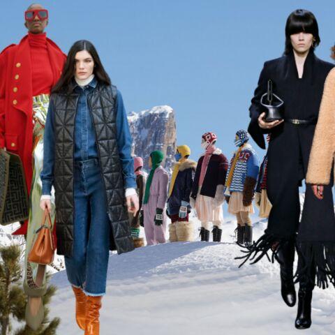 Mode Automne-hiver 2021–2022: 6 tendances repérées lors des défilés parisiens