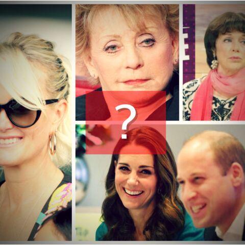 QUIZ – Laeticia Hallyday, Annie Cordy, Kate Middleton… Avez-vous bien suivi l'actu de la semaine?
