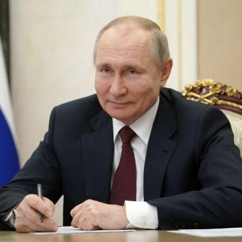 Vladimir Poutine traité de «tueur» par Joe Biden: il réplique… avec humour!