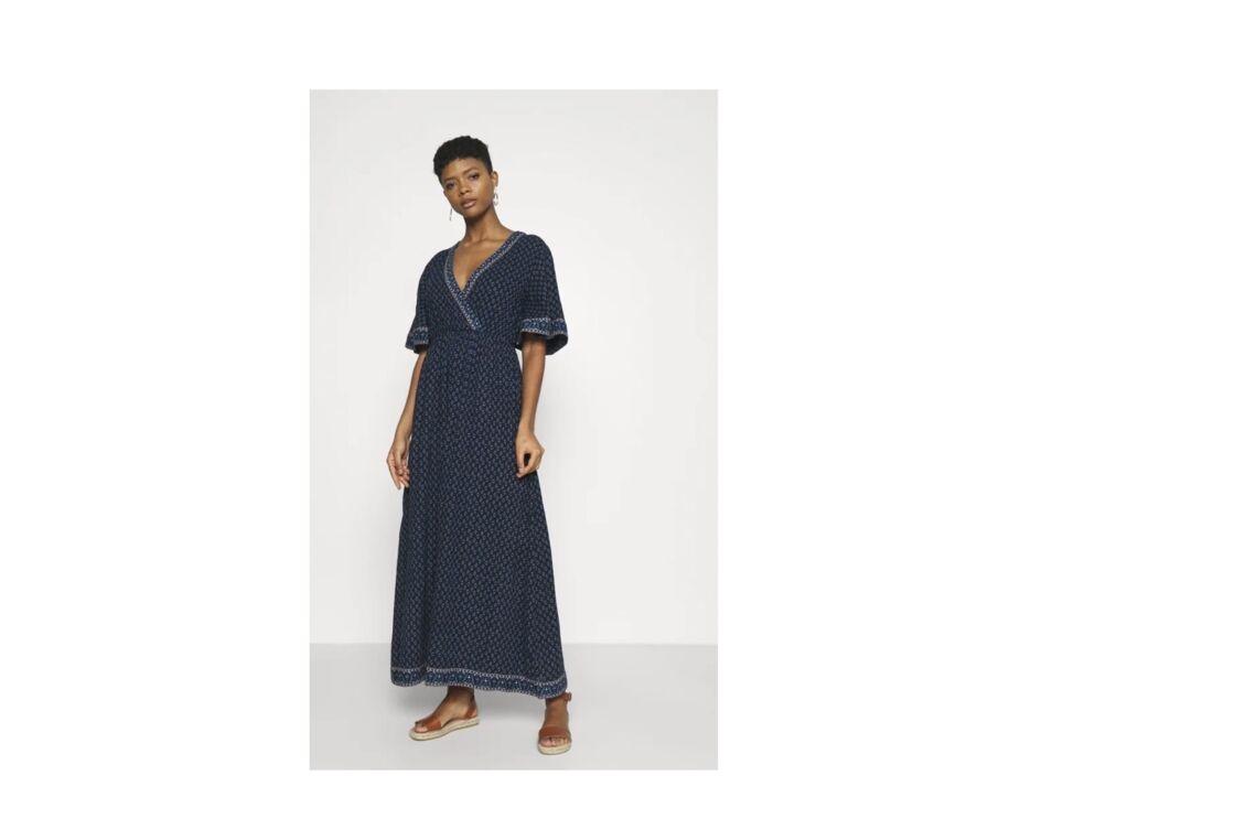 Très belle robe bohème, 99 €, Pepe Jeans chez Zalando.