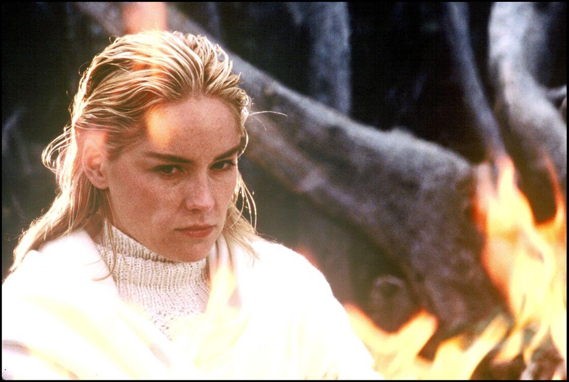 Sharon Stone dans Basic Instinct