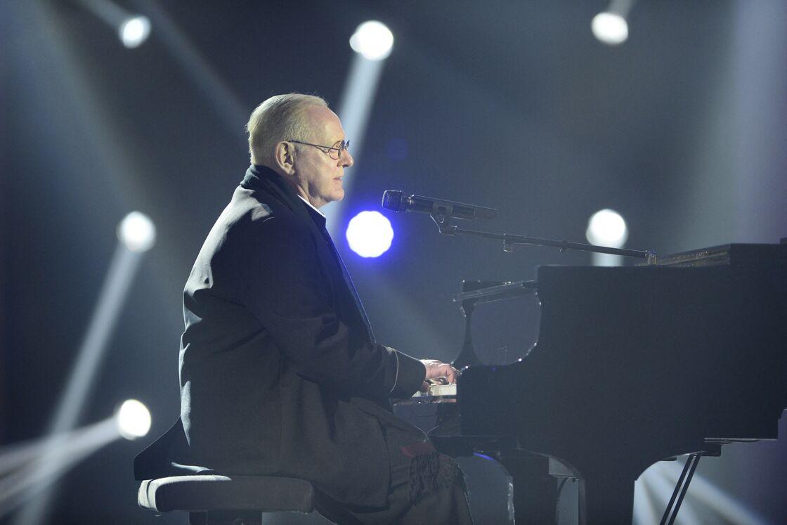 William Sheller aux Victoires de la musique en 2016.