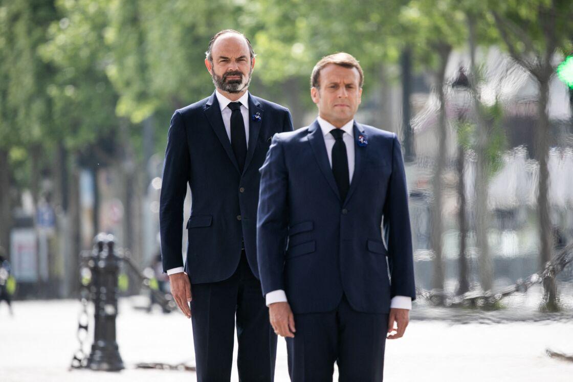 Emmanuel Macron et Édouard Philippe au cœur des discussions