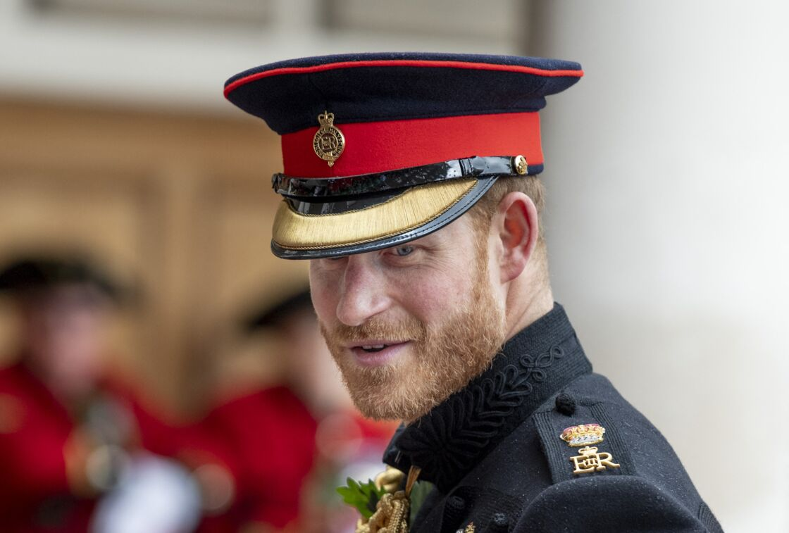 Fini la vie de working royal ! Le prince Harry (ici immortalisé à Londres le 6 juin 2019) a mis le cap sur la Silicon Valley
