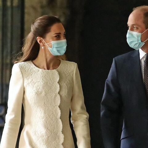 PHOTOS – Kate Middleton et William de retour où ils se sont mariés à une triste occasion