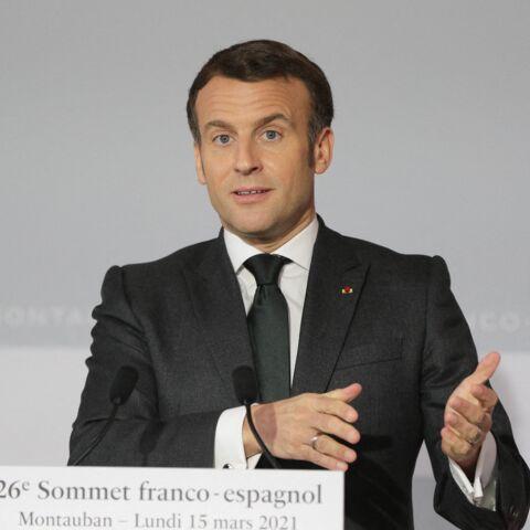 Insolite: Emmanuel Macron interviewé par Nikos Aliagas… en Grèce