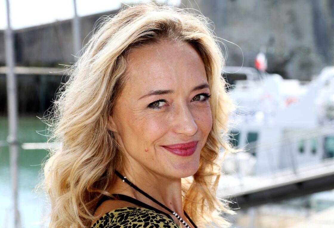 Hélène De Fougerolles pour la série télévisée