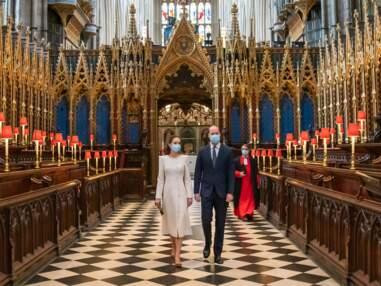 PHOTOS - Kate et William en plein royal job : leur réponse à Meghan et Harry